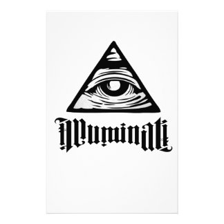 Illuminati Stationery