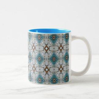 Illuminati Two-Tone Coffee Mug