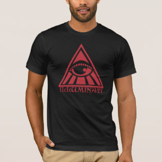 Illuminati UFO T-Shirt
