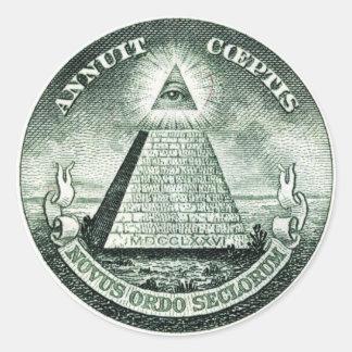 Illuminati US Great Seal