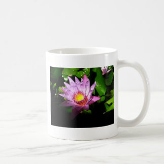 Illuminating Lotus Coffee Mug