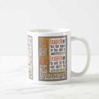Illumination: Blessed the Mournful & the Meek Coffee Mug