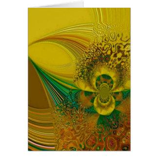 """""""Illusion"""" Blank Greeting Card w/Envelope"""