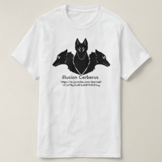 illusion Cerberus T-shirt