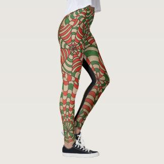 illusion leggings