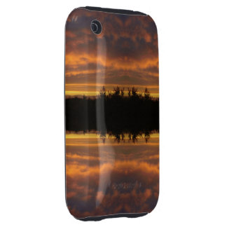 Illusion of Reflection Tough iPhone 3 Cases