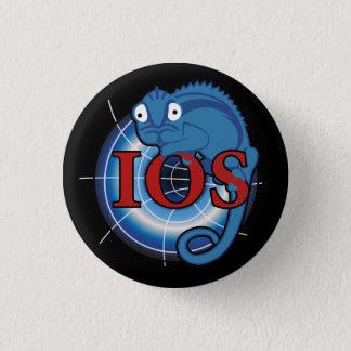 Illusion of Solitude Badge 1 Inch Round Button