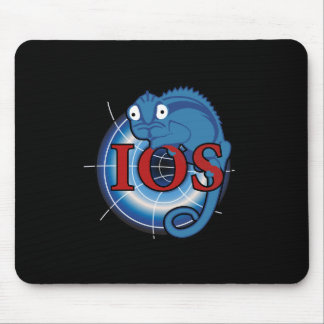Illusion of Solitude Mouse Mat