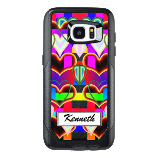 Illusion of the Hearts by Kenneth Yoncich OtterBox Samsung Galaxy S7 Edge Case