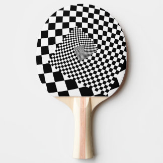 illusion ping pong paddle