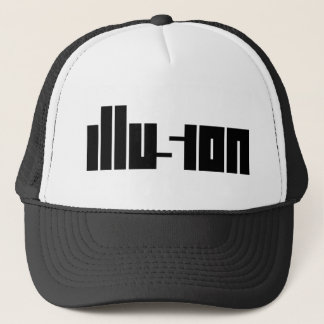 Illusion Trucker Hat