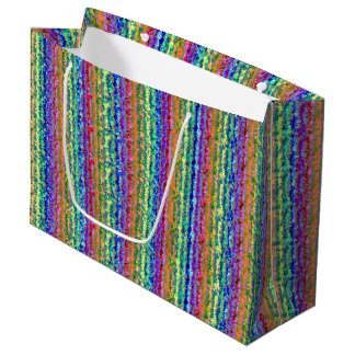 Illusional Lighter Rainbow Large Gift Bag