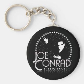 Illusionist Joe Conrad Keychain
