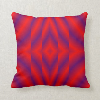 Illusions Modern Pillow-Home Decor-Purple/Red Throw Pillow