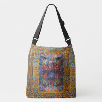 Illusions of Matter by Deprise Crossbody Bag