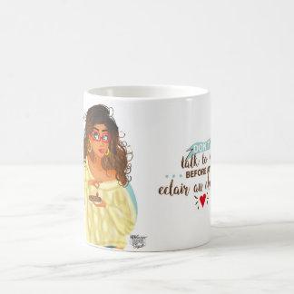 Illustrated Mug Girly 6:37