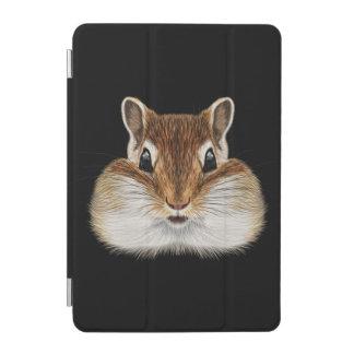 Illustrated portrait of Chipmunk. iPad Mini Cover