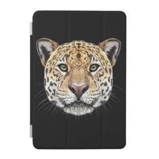 Illustrated portrait of Jaguar. iPad Mini Cover