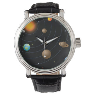 Illustrated Solar System Watch