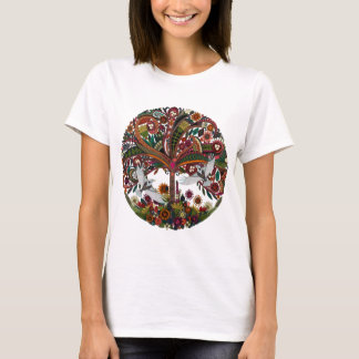 Illustrated Tree Of Life T-Shirt