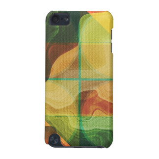 Illustration abstraite coque iPod touch 5G