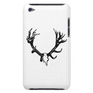 Illustration animale de crâne coque Case-Mate iPod touch