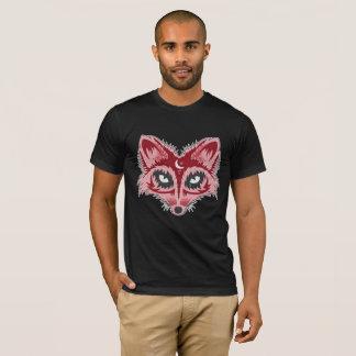 Illustration artistique de Fox T-shirt
