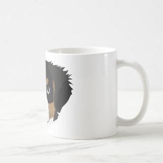 Illustration Bernese Mountain Dog Coffee Mug