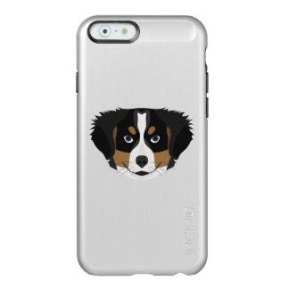 Illustration Bernese Mountain Dog Incipio Feather® Shine iPhone 6 Case