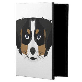 Illustration Bernese Mountain Dog Powis iPad Air 2 Case