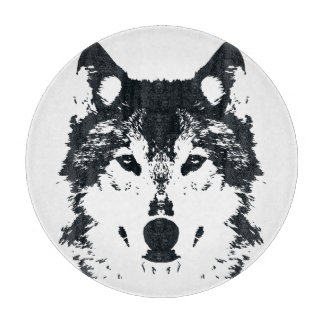 Illustration Black Wolf Boards