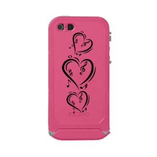 Illustration Clef Love Music Incipio ATLAS ID™ iPhone 5 Case