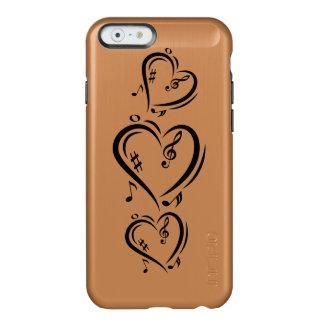Illustration Clef Love Music Incipio Feather® Shine iPhone 6 Case