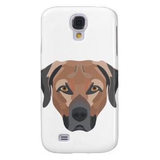 Illustration Dog Brown Labrador