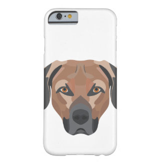 Illustration Dog Brown Labrador Barely There iPhone 6 Case