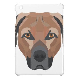 Illustration Dog Brown Labrador Case For The iPad Mini