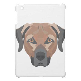Illustration Dog Brown Labrador iPad Mini Cases