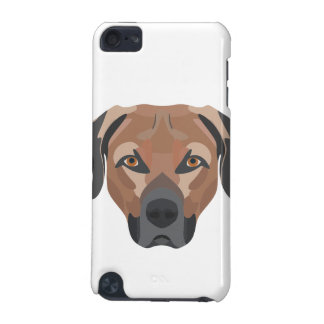 Illustration Dog Brown Labrador iPod Touch 5G Case