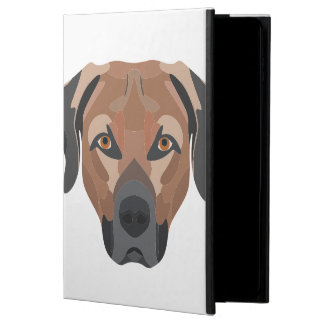 Illustration Dog Brown Labrador Powis iPad Air 2 Case