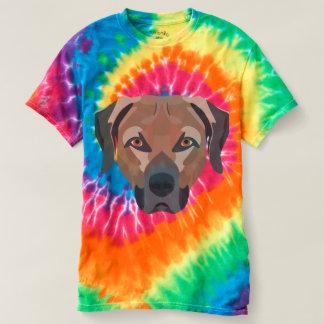 Illustration Dog Brown Labrador T-shirt