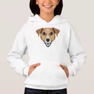 Illustration Dog Smiling Terrier