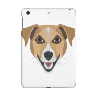 Illustration Dog Smiling Terrier iPad Mini Retina Cases