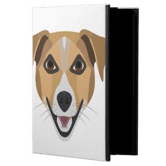 Illustration Dog Smiling Terrier Powis iPad Air 2 Case