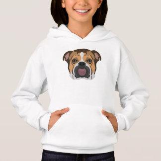 Illustration English Bulldog