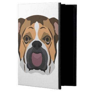 Illustration English Bulldog Powis iPad Air 2 Case