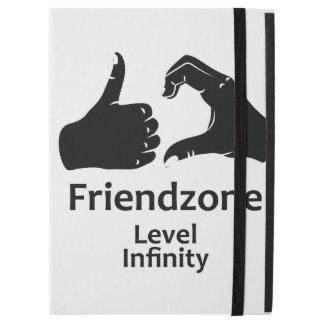 Illustration Friendzone Level Infinity