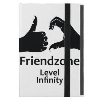 Illustration Friendzone Level Infinity Cases For iPad Mini