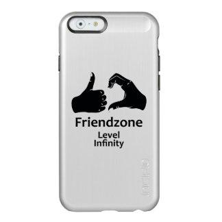 Illustration Friendzone Level Infinity Incipio Feather® Shine iPhone 6 Case