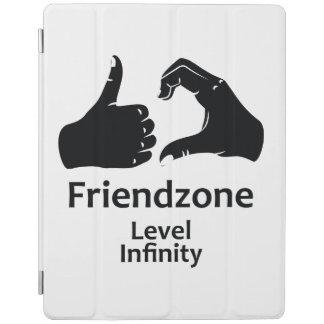 Illustration Friendzone Level Infinity iPad Cover