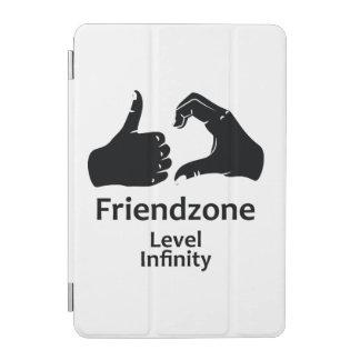 Illustration Friendzone Level Infinity iPad Mini Cover
